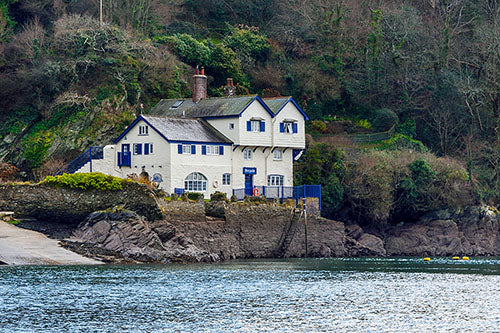 Whistlefish Guide To Fowey