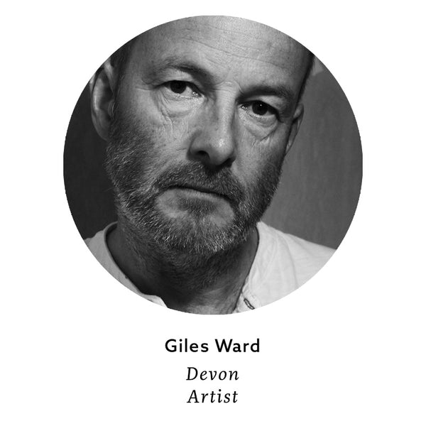 Meet the artist: Giles Ward