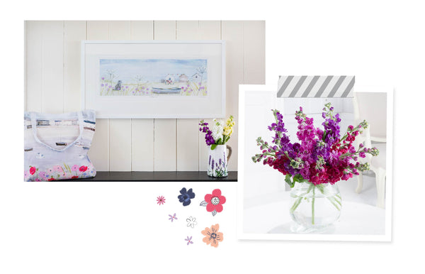 Floral Styling with Appleyard London