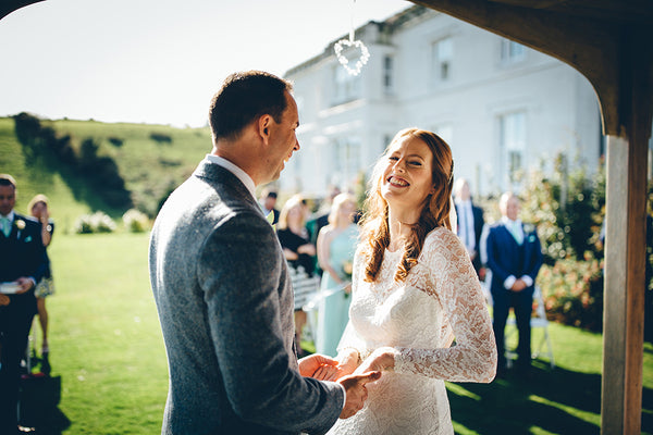 5 top tips for a Summer Wedding in Cornwall with Amanda Polpier