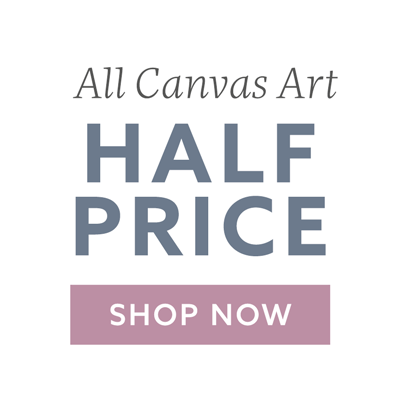 Half Price Canvas