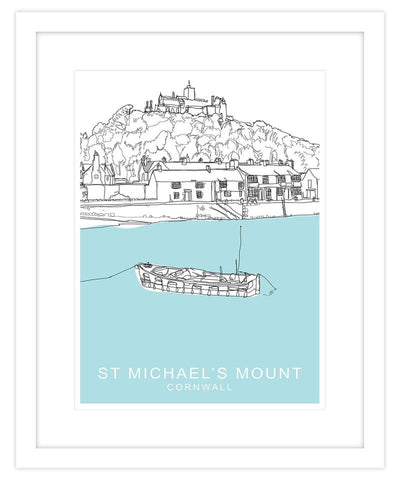 St Michael's Mount by Simon Harmer