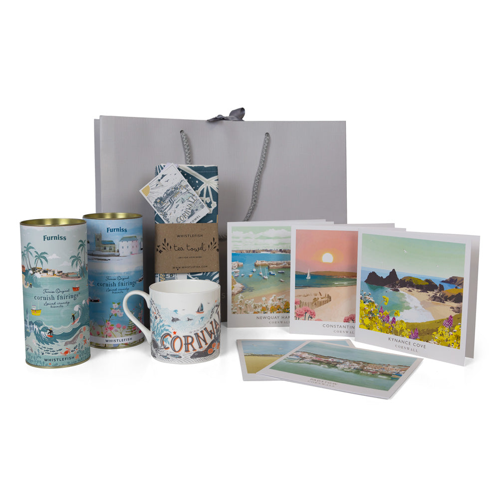 With Love from Cornwall gift set