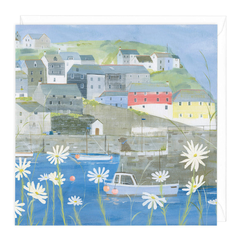 Mevagissey Art Card
