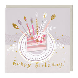 Cake Slice Birthday Card