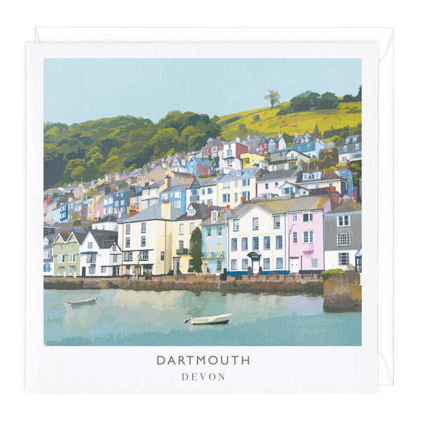 Dartmouth Travel Art Card
