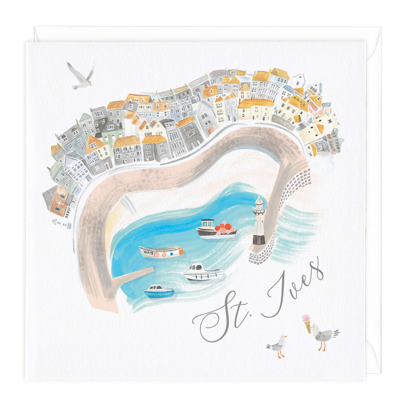 St Ives Card