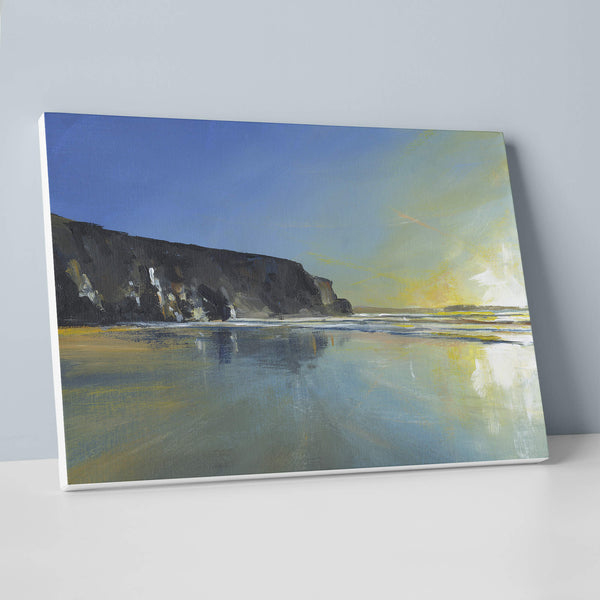 Watergate Sunset Canvas