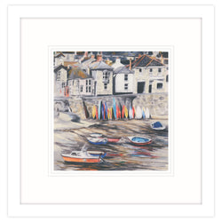 Fancy a Paddle Framed Print