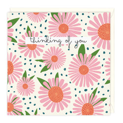 Blossom Garden Thinking Of You Card