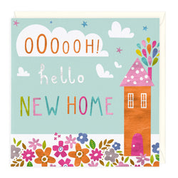 Hello New Home Card
