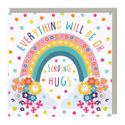 Everything Will Be Ok Greeting Card