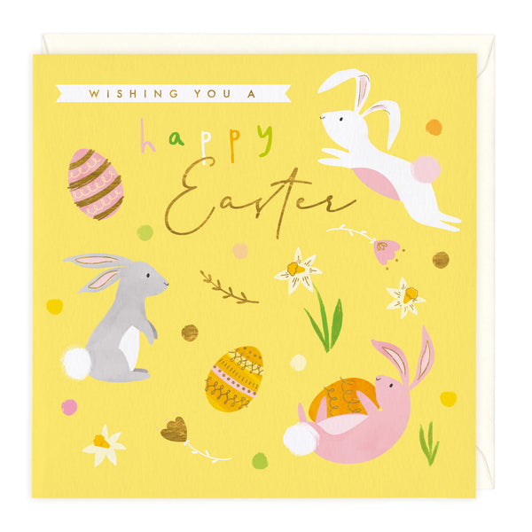 Easter Egg Hunt Easter Card