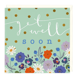Floral Get Well Card For Sale  20140062