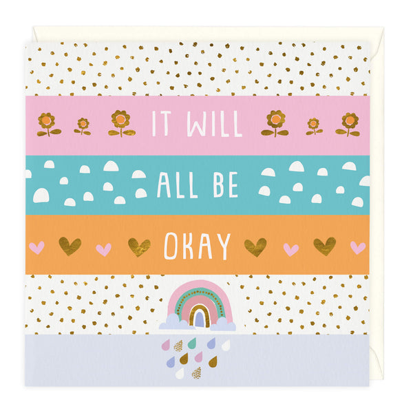 It Will All Be Okay Card