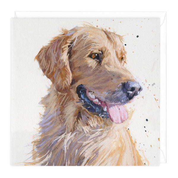 Retreiver Art Card