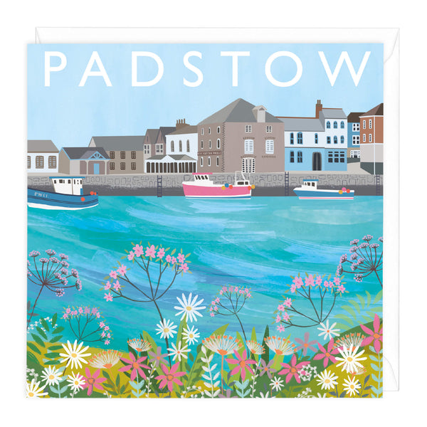Padstow Art Card