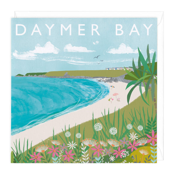 Daymer Bay Art Card