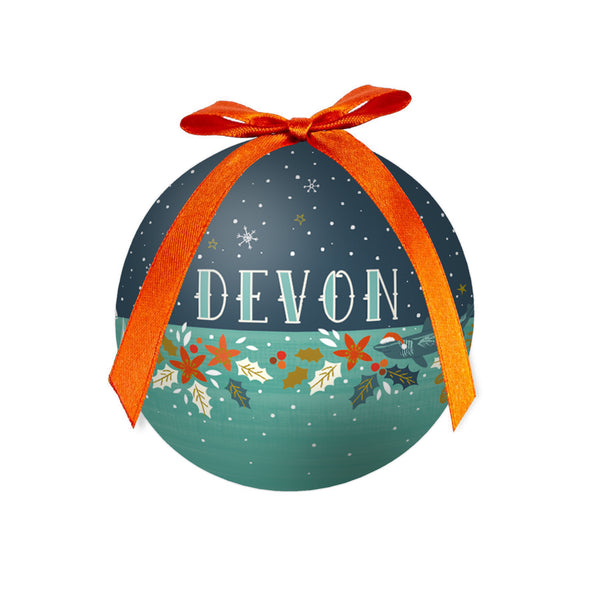 Devon Christmas Bauble