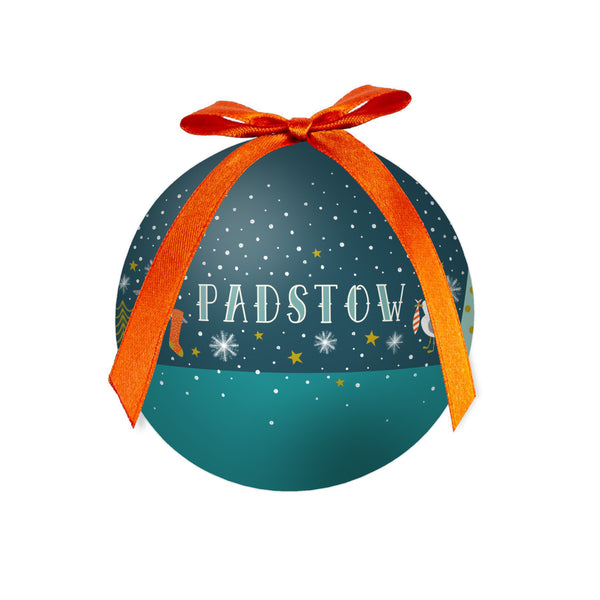Padstow Christmas Bauble