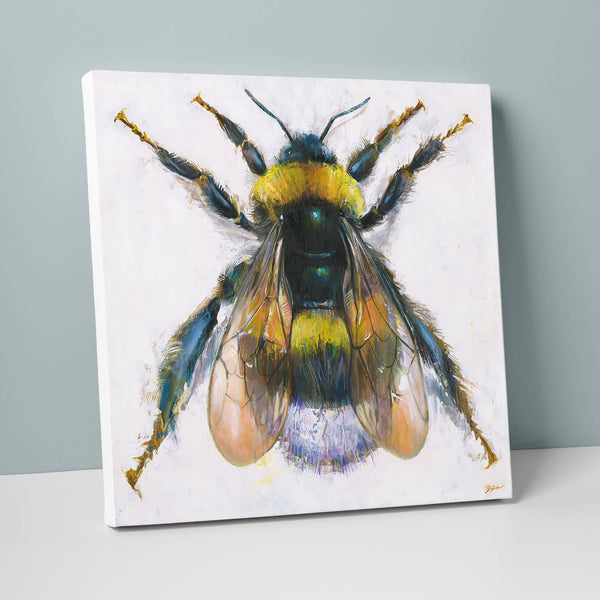 Humble Bumble Giant Canvas