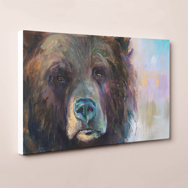 Wild Heart Canvas