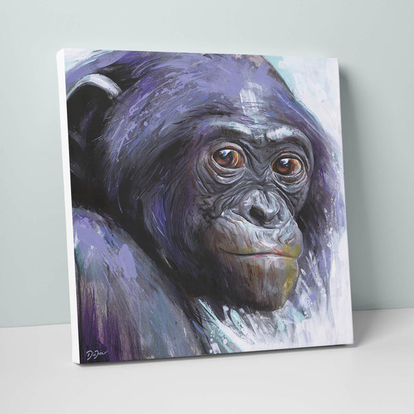 Chimp Canvas