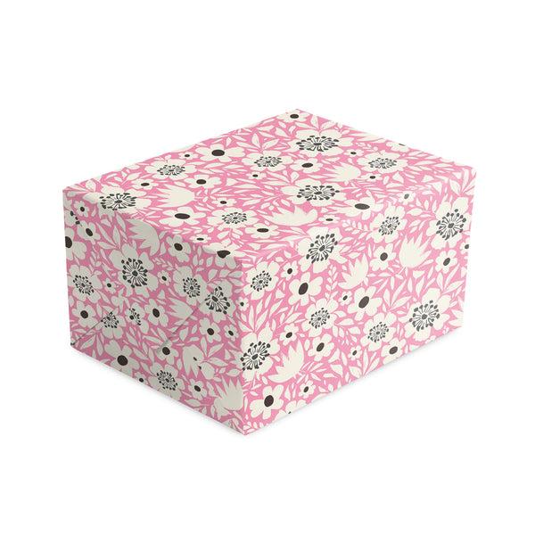 Midsummer Pink Wrapping Paper