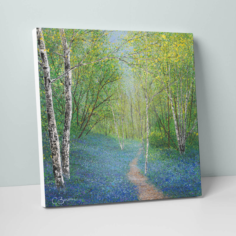 The Scented Walk Canvas