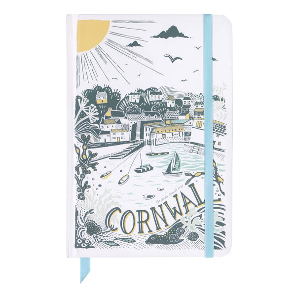 Cornwall A6 Notebook