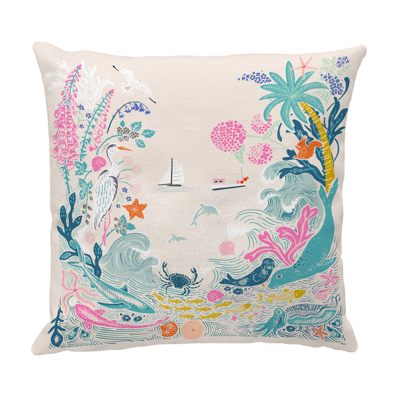 Cornish Collection Cushion