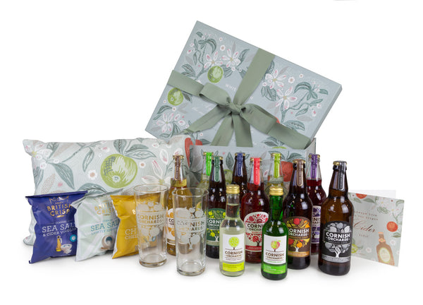 Whistlefish Cornish Orchards Cider Hamper
