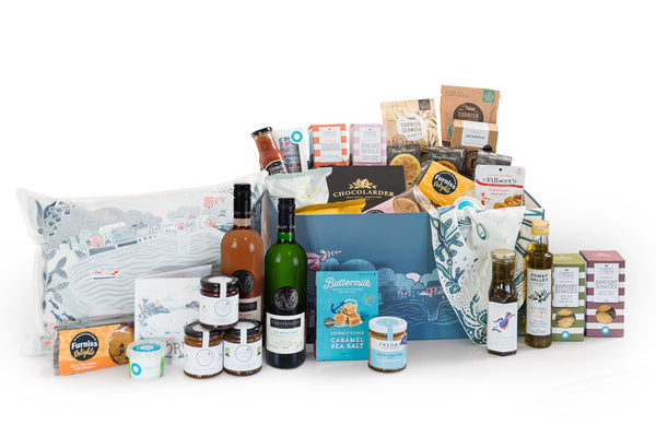 Whistlefish Cornish Food Hamper