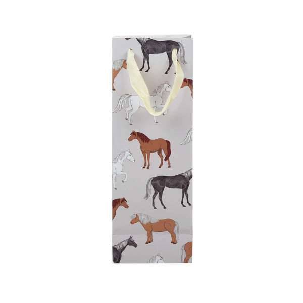 Forever Equine Gift Bottle Bag