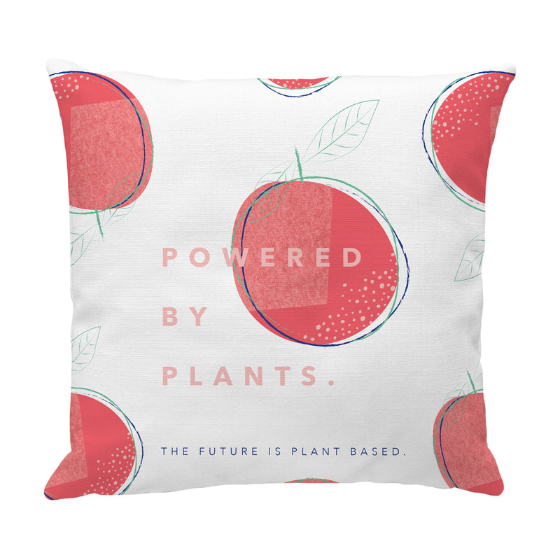 Powered by Plants Cushion