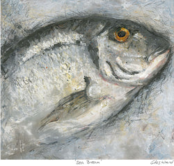 Sea Bream Art Print