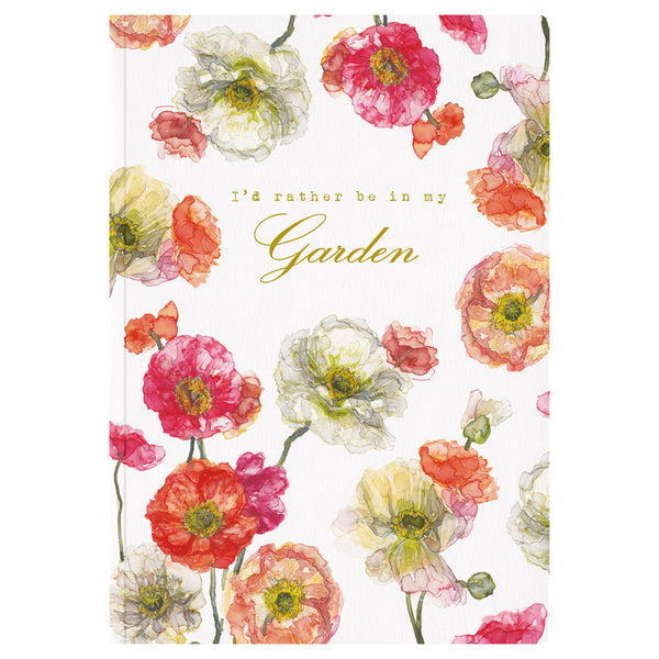 Gardening Hamper A5 Notebook