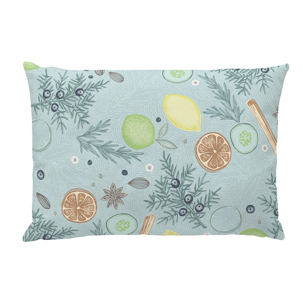 Gin Hamper Cushion