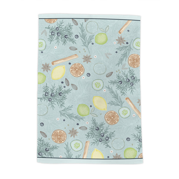 Gin Hamper Tea Towel