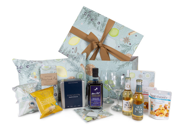Whistlefish Rock Gin Hamper