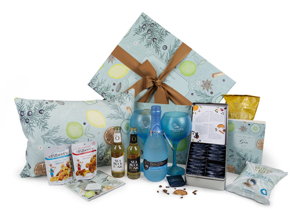 Whistlefish Tarquins Gin Hamper