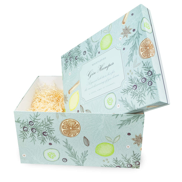 Gin Hamper Luxury Presentation Box