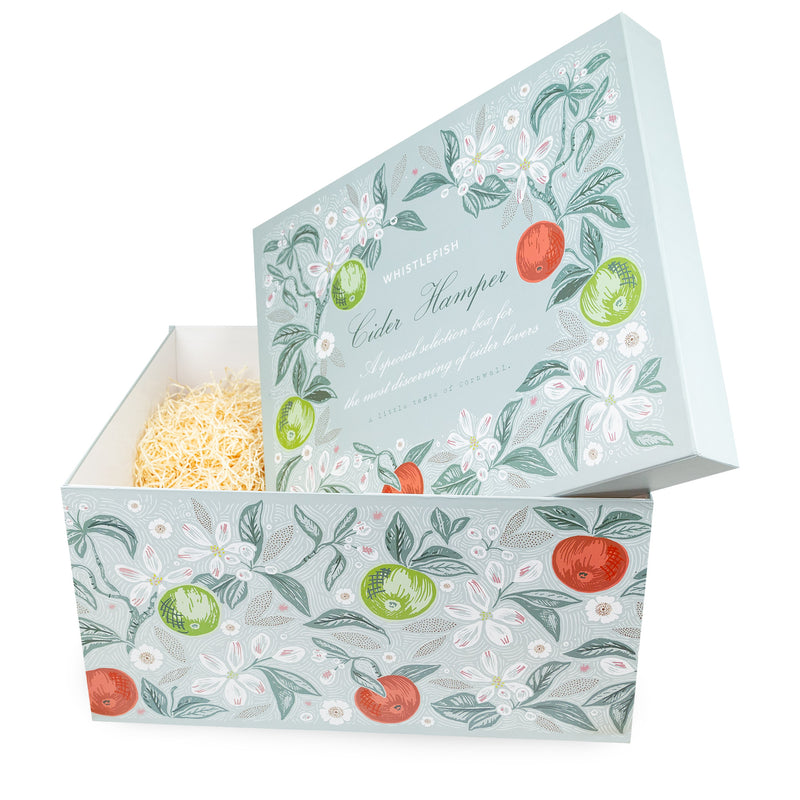 Cider Hamper Luxury Presentation Box