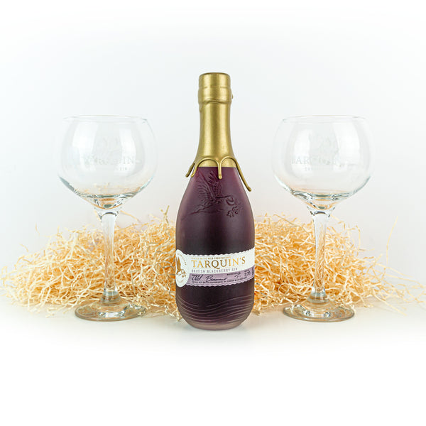 Tarquins Blackberry Gin Set