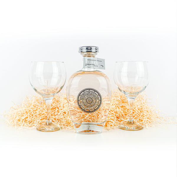 Rosemullion Dry Gin Set