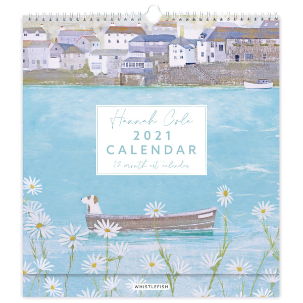 Through The Daisies 2021 Calendar