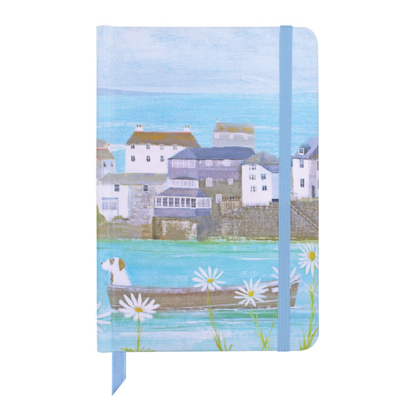 Sailing Through The Daisies A6 Notebook