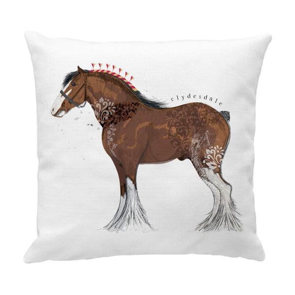 Clydesdale Cushion