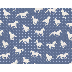 We Love Horses Wrapping Paper