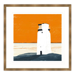 Beacon of Light Framed Print